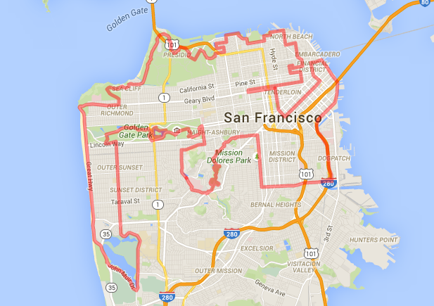 49 Things To Do Along San Franciscos 49Mile Scenic Drive