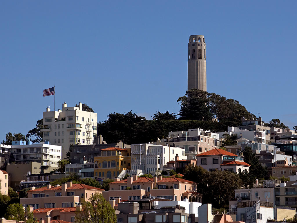 how to get to coit tower