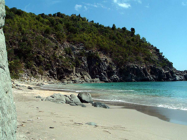 Best Island Beaches For Partying Mykonos St Barts: Caribbean Nude Beaches