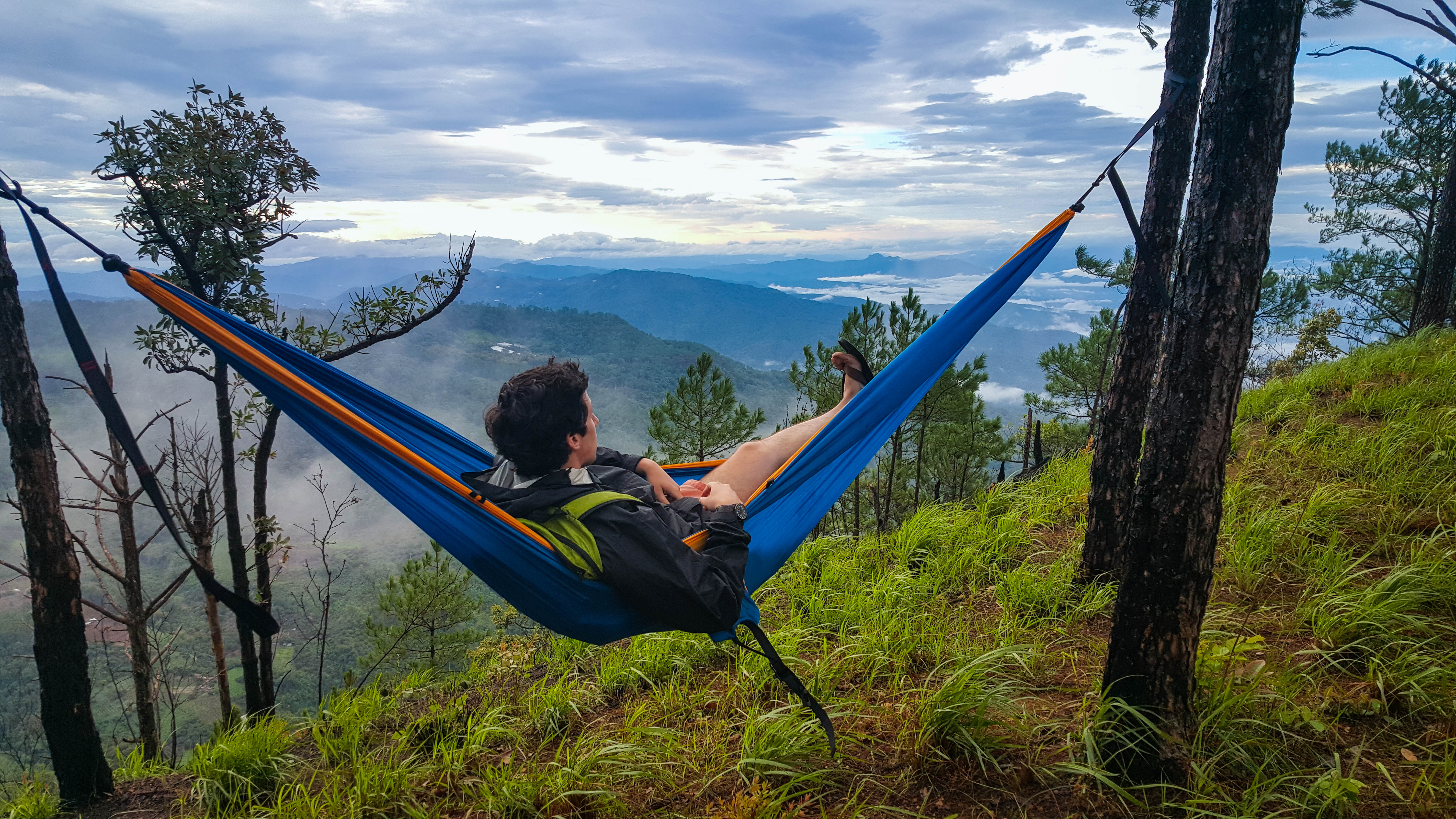 tandem gear view up fuse system american products hammock eno made